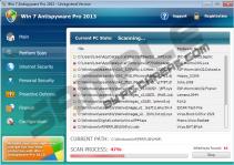 Win 7 Antispyware Pro 2013