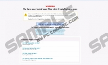 CryptoFortress Ransomware