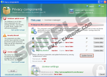 Privacy Components