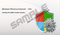 Windows Efficiency Reservoir