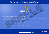 Microsoft Windows Ukash Virus