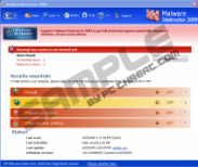Malware Destructor 2009