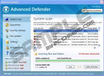 Advanced Defender